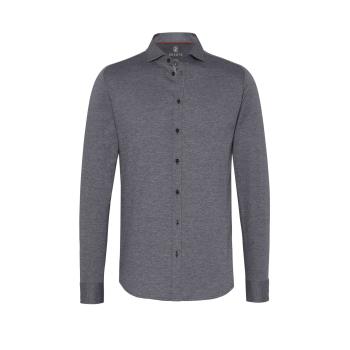 New hai grey piqué flex shirt