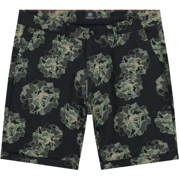 Charlie shorts camo flower linen