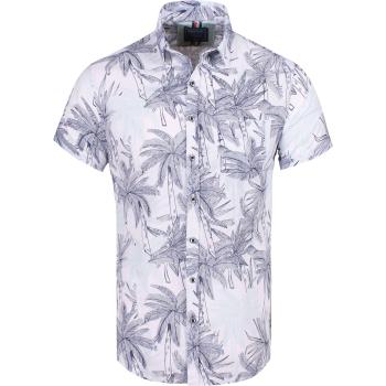 Shirt ss pebble blue