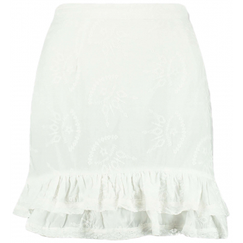 Blake-skirt off white