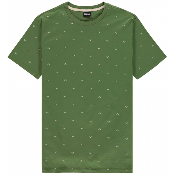 T-shirt peak vineyard green