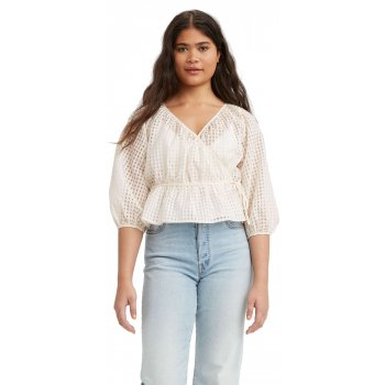Delilah wrap top sugar swizzle