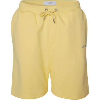 Lens sweatshorts lemon