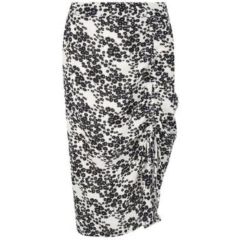 Skirt sage blk& white