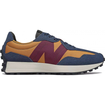 Nb sneakers ms327ta caramel & blue