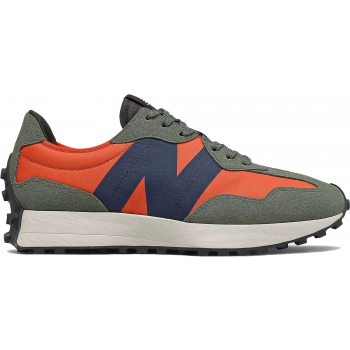 Nb sneakers ms327tb orange green