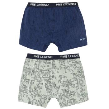 Boxershort cotton elastan twillight blue