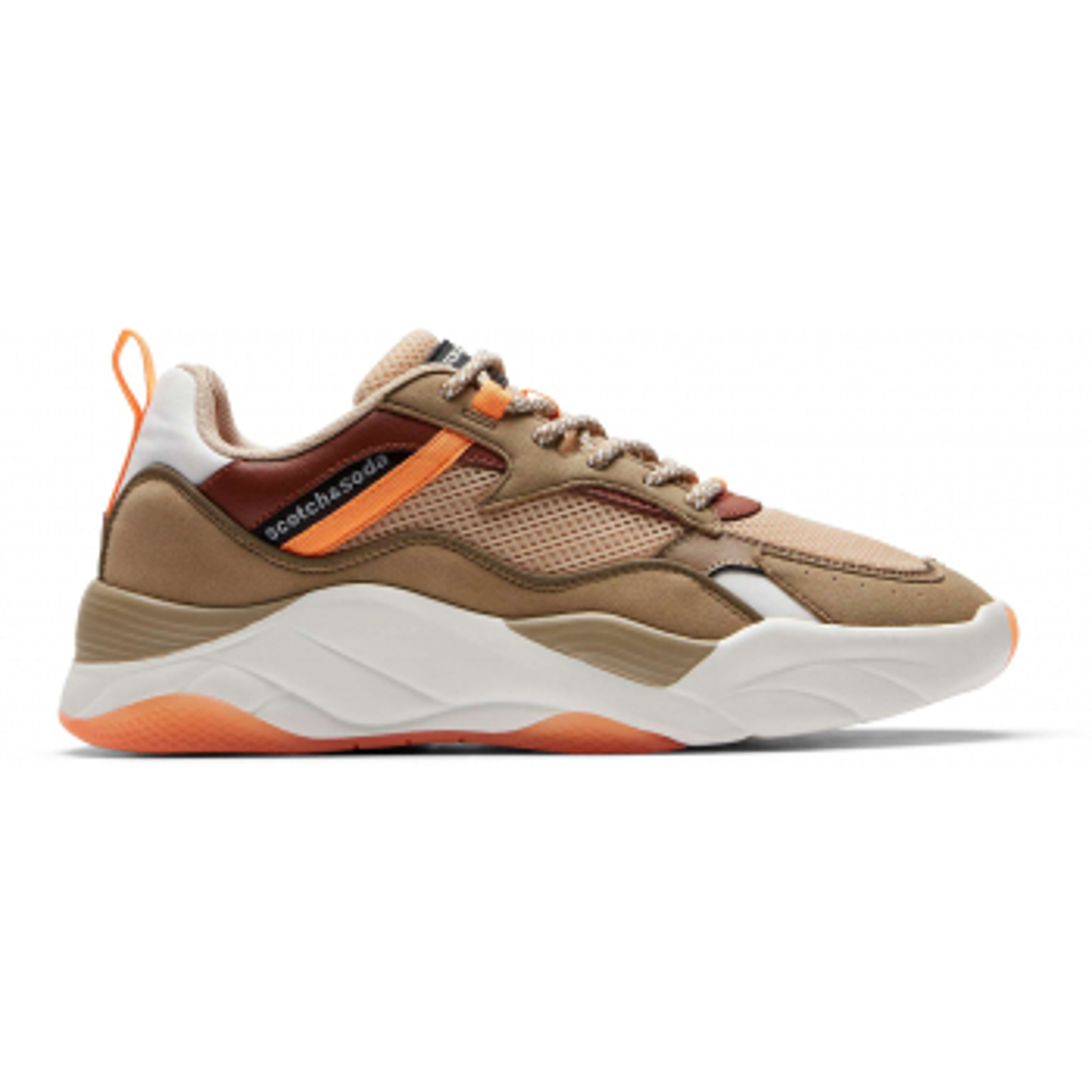Cassius sneakers sand multi