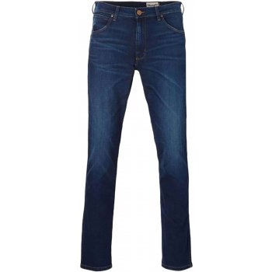 Greensboro medium blue used stretch jeans
