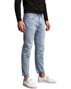 Cuda relaxed tapered light wash ltd