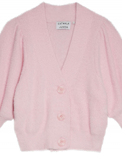 Cardigan  polly pink lady
