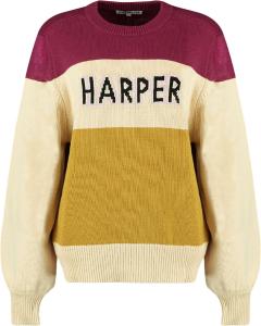 Harper jumper multi olive