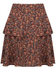 Skirt mitzi brown