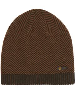 Beenie 2 coloured zigzag black