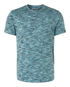 T-shirt crewneck multi coloured yar pacific