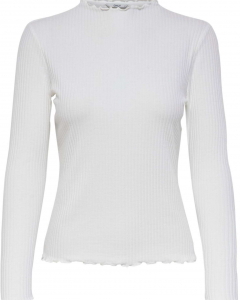 Emma l/s high neck top