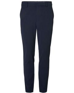 Josh navy line blend pants 985