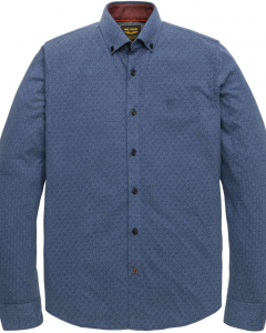 Long sleeve shirt jersey with all- spectrum blue