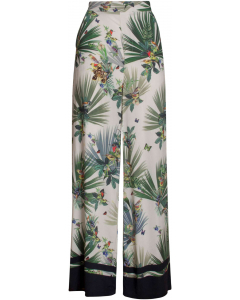 Trousers sand multi