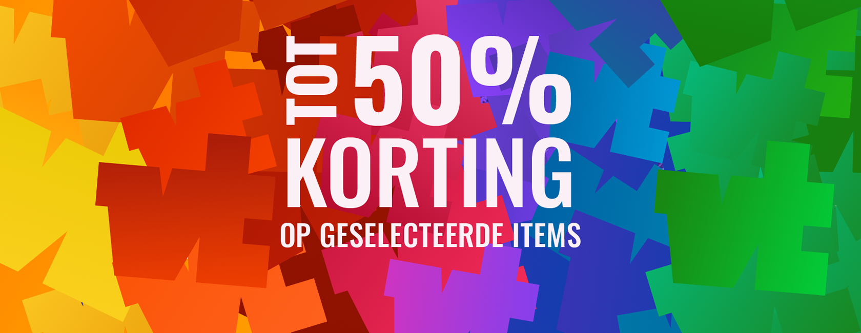 Sale bij VT Mode